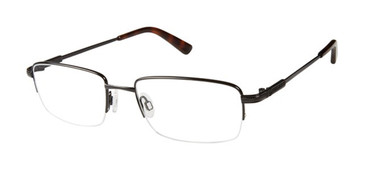 Black Titan Flex M970 Eyeglasses.