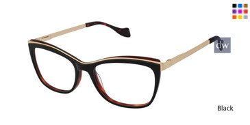 Black Brendel 924018 Eyeglasses.
