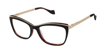 Black Brendel 924018 Eyeglasses.