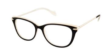 Black Brendel 924023 Eyeglasses.