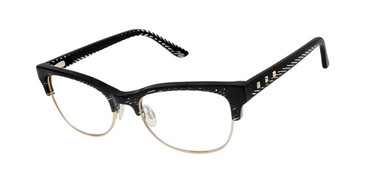 Black Gx By Gwen Stefani GX048 Eyeglasses.