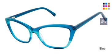 Blue Humphrey's 594030 Eyeglasses.