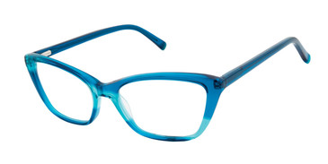 Blue Humphrey's 594030 Eyeglasses.