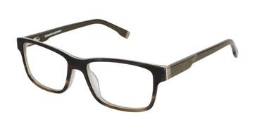 Dark Brown Humphrey's 594016 Eyeglasses