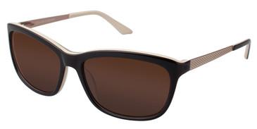 Brown Brendel 916018 Sunglasses.