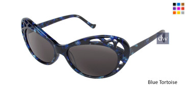 Blue Tortoise Tura 051 Sunglasses.