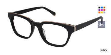 Black Kate Yong For Tura K109 Eyeglasses.