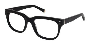 Black Kate Yong For Tura K113 Eyeglasses.