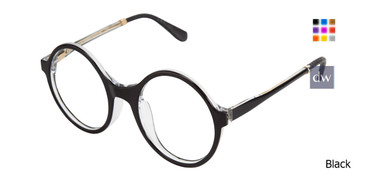 Black Kate Yong For Tura K118 Eyeglasses.
