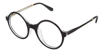 Black Kate Yong For Tura K118 Eyeglasses.