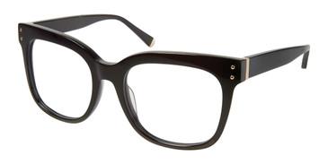 Black Kate Yong For Tura K125 Eyeglasses.