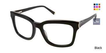 Black Kate Yong For Tura K126 Eyeglasses.