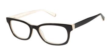 Black Kate Yong For Tura K135 Eyeglasses.