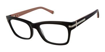 Black Kate Yong For Tura K137 Eyeglasses.