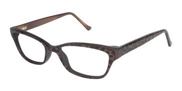 Black Tura R213 Eyeglasses.