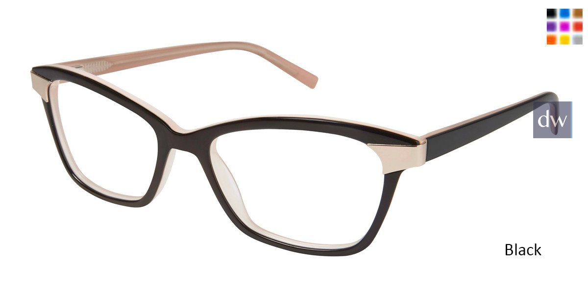 77d363e3f9 Tura R546 Women Prescription Eyeglasses