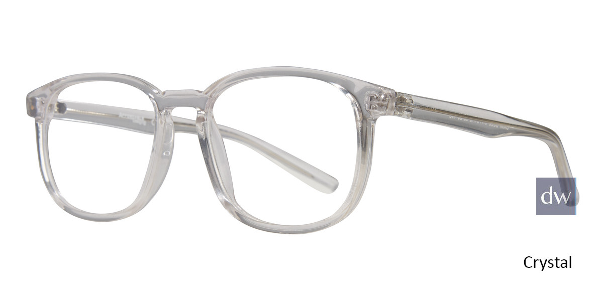 Crystal Affordable Designs Campbell Eyeglasses