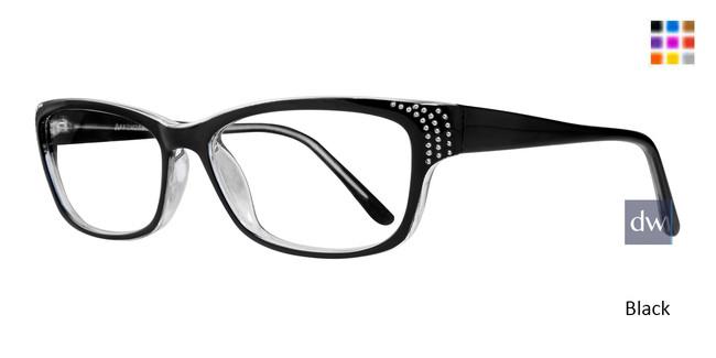 Black Affordable Designs Celia Eyeglasses