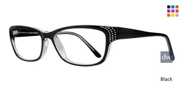 Black Affordable Designs Celia Eyeglasses