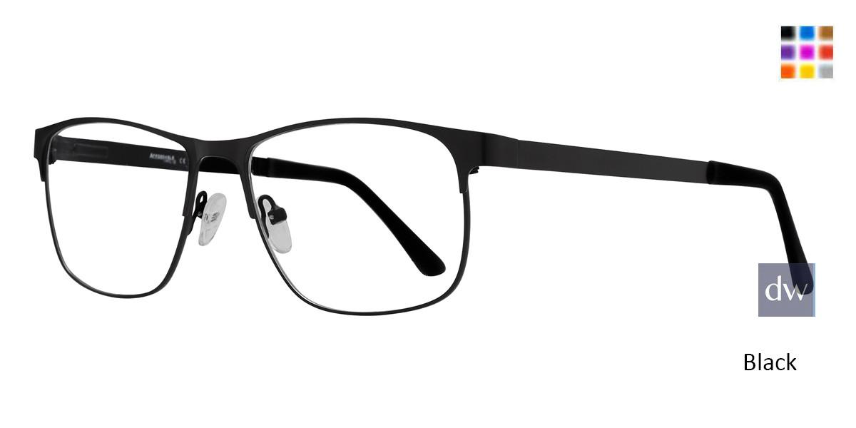 Black Affordable Designs Chevy Eyeglasses