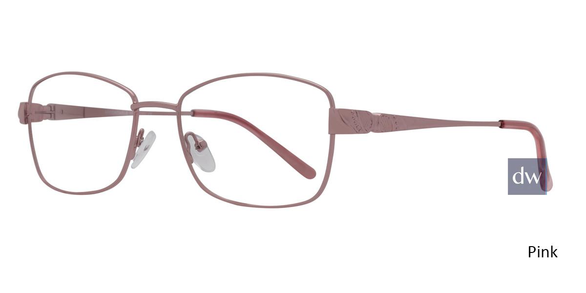 Pink Affordable Designs Cyd Eyeglasses