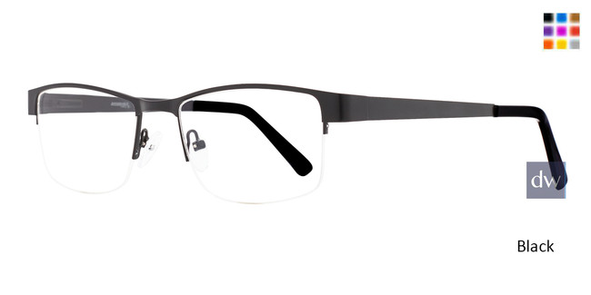 Black Affordable Designs Dodge Eyeglasses