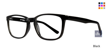 Black Affordable Designs Harry Eyeglasses