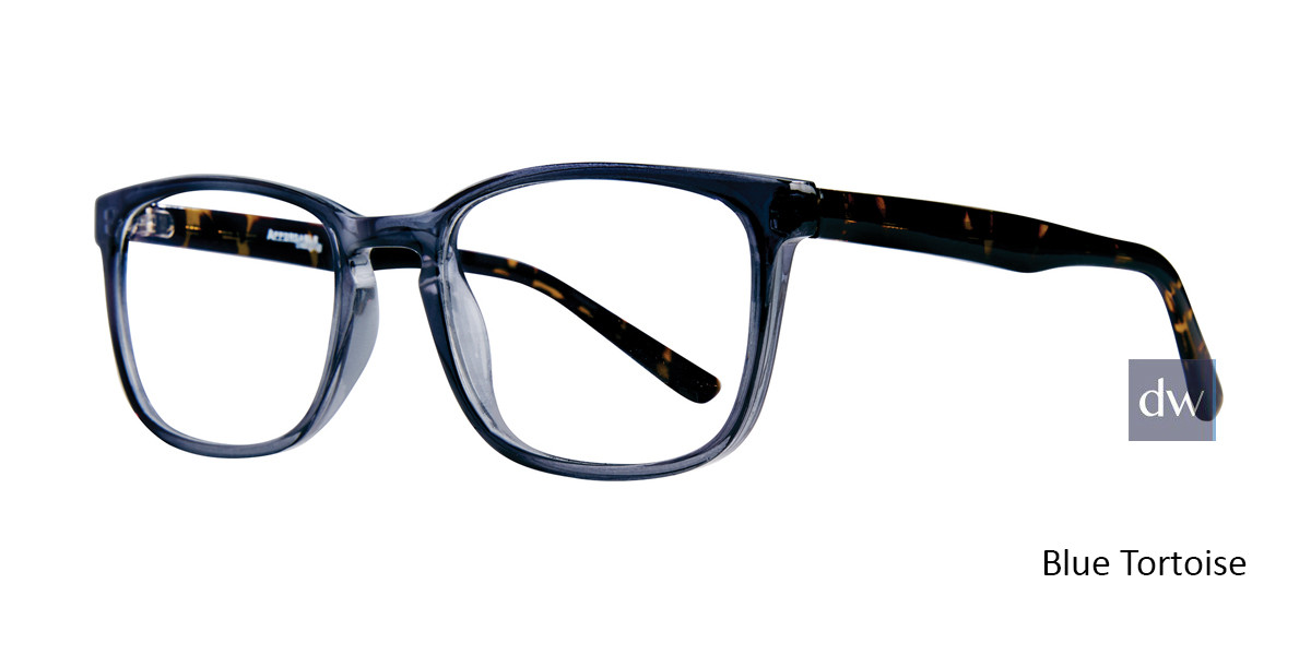 Blue Tortoise Affordable Designs Harry Eyeglasses