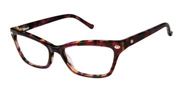 Purple Tura R556 Eyeglasses.