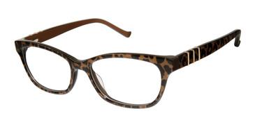 Brown Tura R559 Eyeglasses.