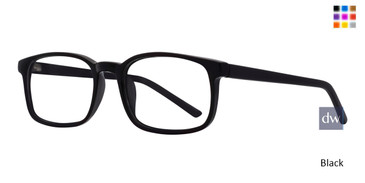 Black Affordable Designs Hayden Eyeglasses