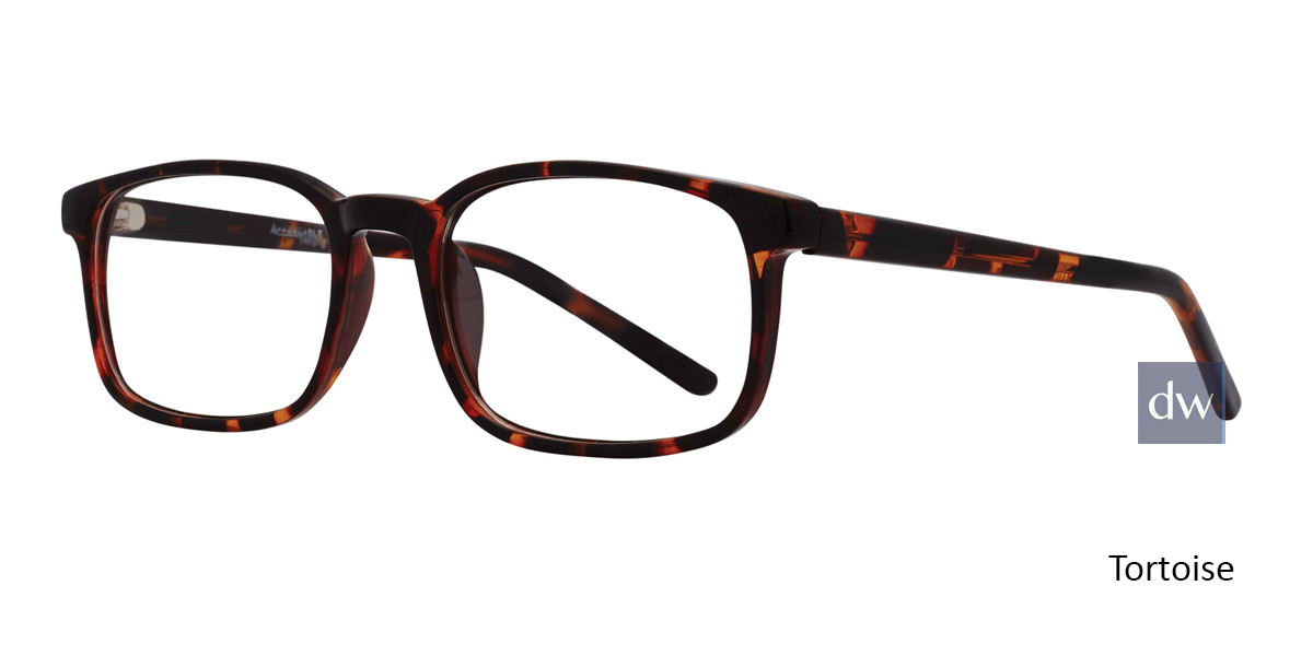 Tortoise Affordable Designs Hayden Eyeglasses