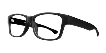 Black Affordable Designs Ike Eyeglasses