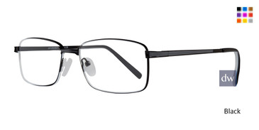 Black Affordable Designs Jeets Eyeglasses