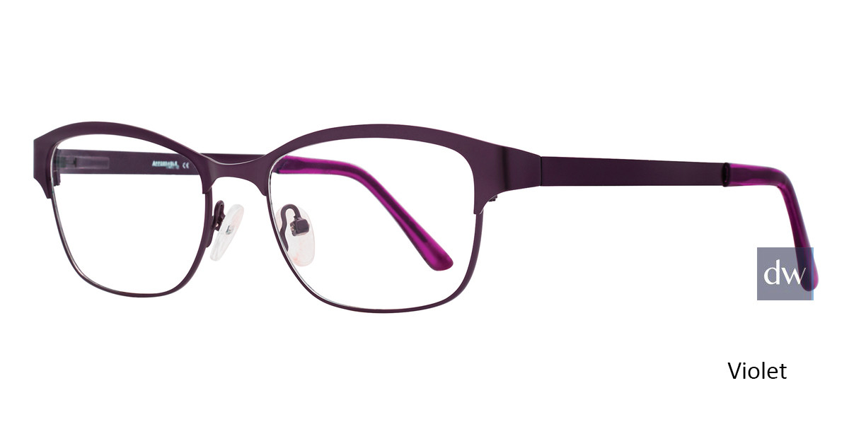Violet Affordable Designs Kia Eyeglasses