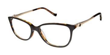 Black Tura R562 Eyeglasses.