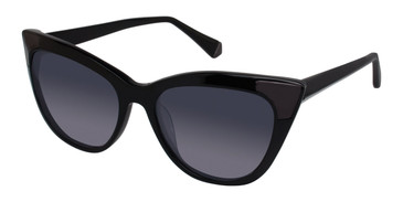 Black Kate Young For Tura K510 Sunglasses.