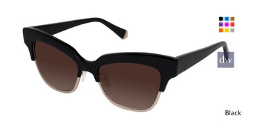 Black Kate Yong For Tura K511 Sunglasses.