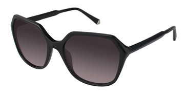 Black Kate Young For Tura K513 Sunglasses.