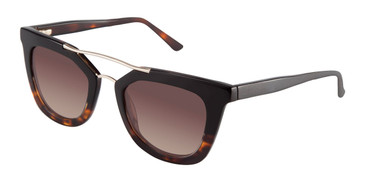 Black Kate Young For Tura K519 Sunglasses - Teenager.