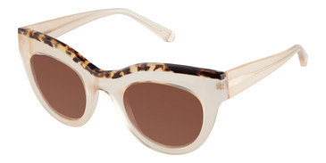 Champagne Kate Young For Tura K520 Sunglasses.