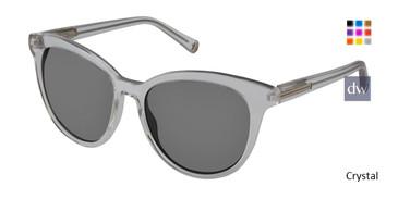Crystal Kate Yong For Tura K527 Sunglasses.