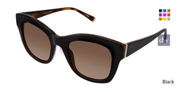 Black Kate Yong For Tura K295 Sunglasses.