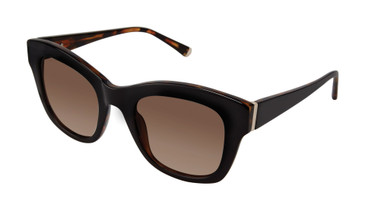 Black Kate Young For Tura K528 Sunglasses.