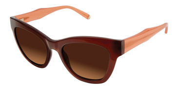Amber Kate Young For Tura K538 Sunglasses.