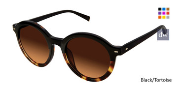 Black/Tortoise Kate Yong For Tura K547 Sunglasses