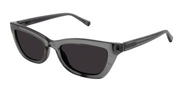 Grey Kate Young For Tura K548 Sunglasses.
