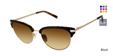 Black Kate Yong For Tura K702 Sunglasses.
