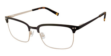 Black Gold Ted Baker B355 Eyeglasses.