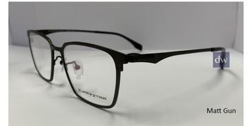 Matt Gun Zupa Ztar Zz5452B Eyeglasses.